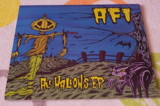 Versión en vinilo de All Hallows EP, (1999)