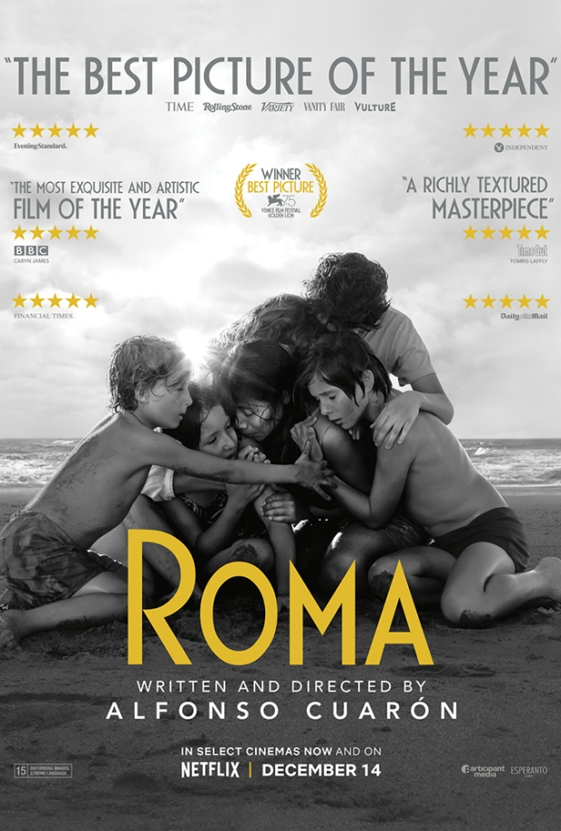 Roma Movie, Alfonso Cuarón, The Oscar©