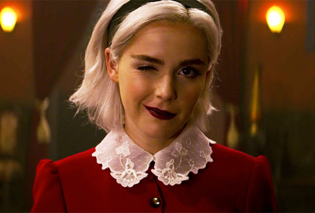 Chilling Adventures of Sabrina -Kiernan Shipka