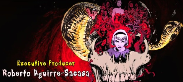 Chilling Adventures of Sabrina-Intro