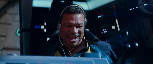 Star Wars: The Rise of Skywalker, Billy Dee Williams