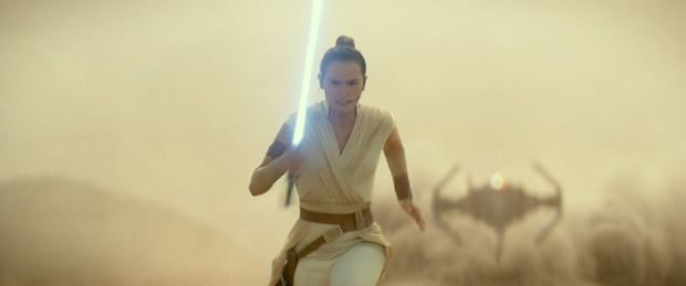 Star Wars: The Rise of Skywalker, Daisy Ridley