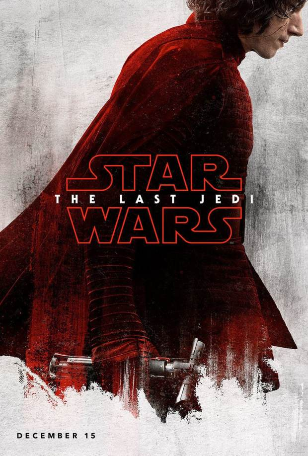 Star Wars: The aAst Jedi KyloRen