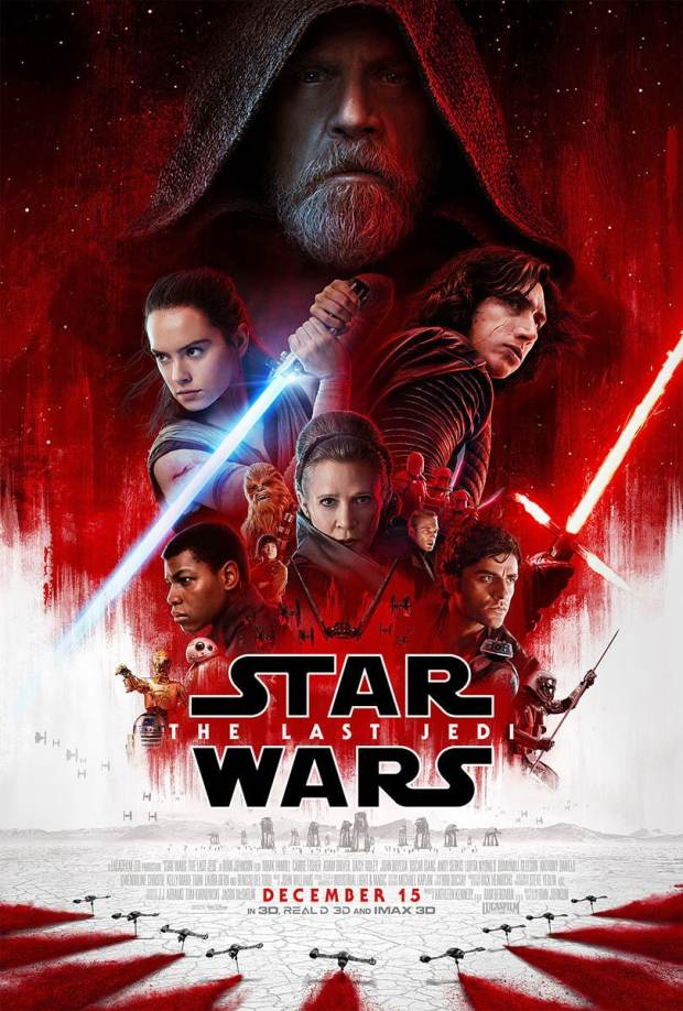 Star Wars: The Last Jedi,