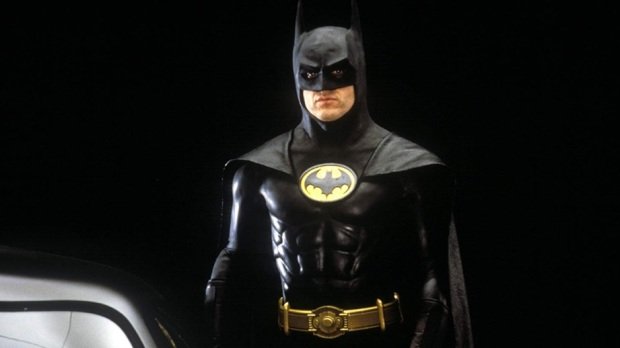 Batman, Michael Keaton, Tim Burton, Warner Bros., DC Comics