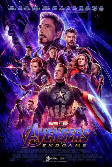 Marvel, Marvel Studios, Avengers, Avengers Endgame