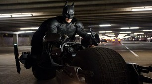 Batman, The Dark Knight Rises, Christian Bale