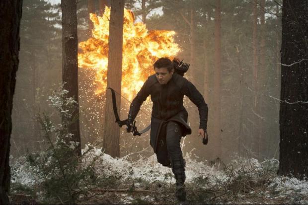 Hawkeye, Jeremy Jenner, Avengers, Marvel, Avengers: Age of Ultron