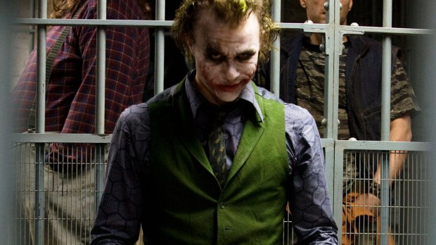 Batman, Joker, Heath Ledger