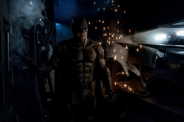 Batman, Ben Affleck, Justice League, Comics