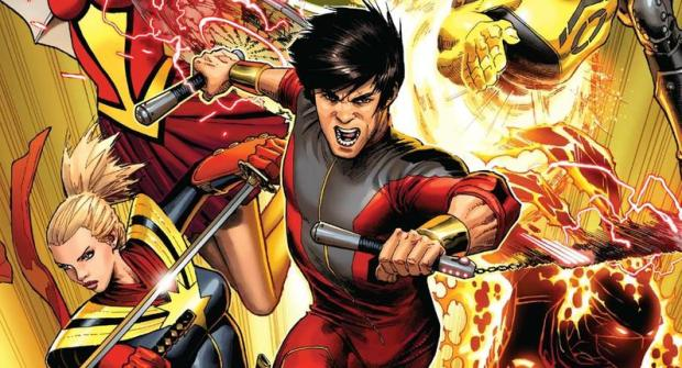 Shang-Chi and the Legend of the Ten Rings, Shang-Chi, Marvel, Bruce Lee
