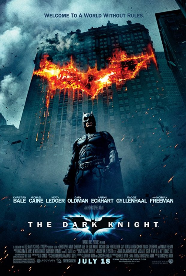 Batman, The Dark Night. Christian Bale
