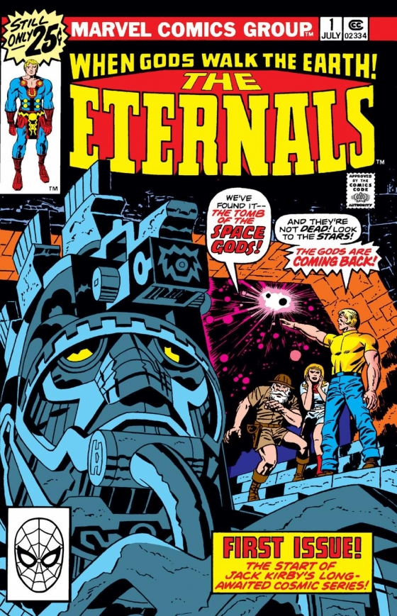 The Eternals, Marvel, Marvel Studios