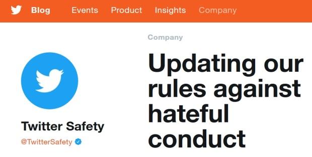 Twitter update rules final
