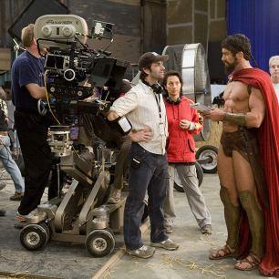 300, Zack Snyder, Gerard Butler