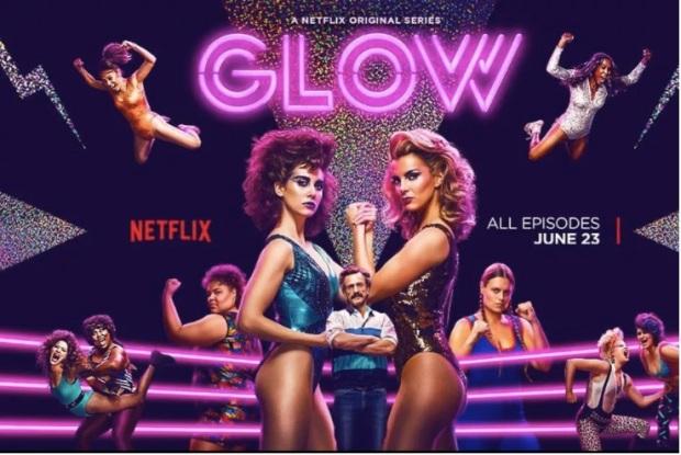 GLOW, Netflix, Series, Alison Brie, Betty Gilpin