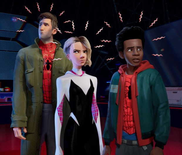 Spider-Man Into Spider-Verse