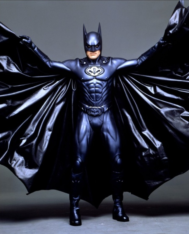 Batman, Batman & Robin, George Clooney
