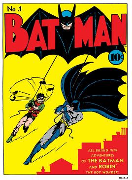 Batman, Comic, Issue 1