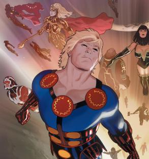 Eternals, Marvel, Disney