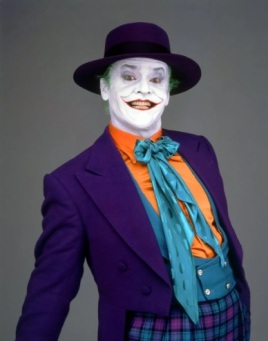 Jack Nicholson, Joker, Batman