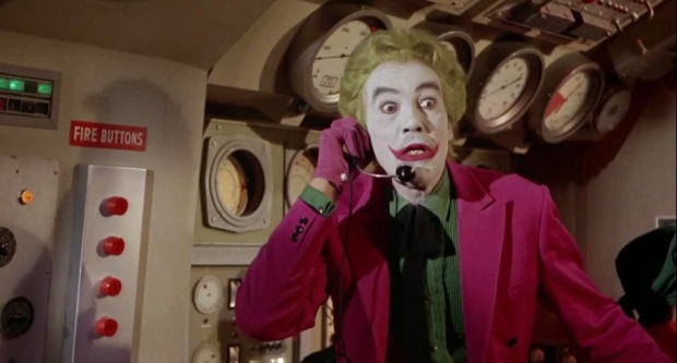 Cesar Romero, Joker, Batman