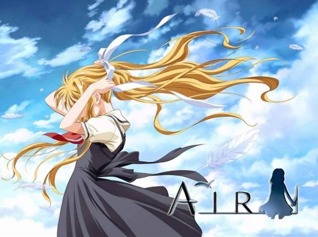Air TV, Anime, Series, Japan