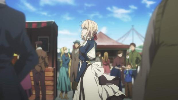 Violet Evergaden, Anime, TV Series