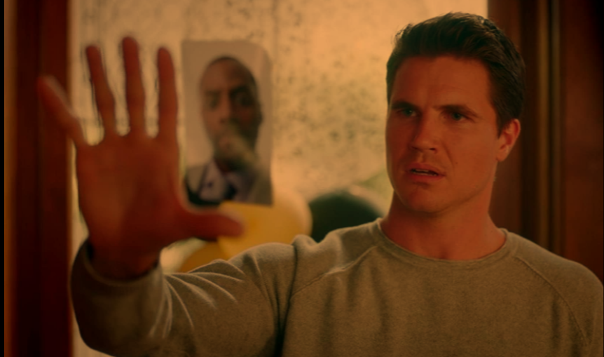 Upload, Robbie Amell
