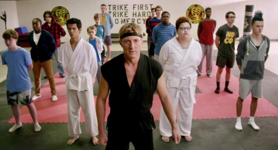 Cobra Kai, William Zabka